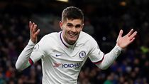 Hat-trick Perdana Christian Pulisic