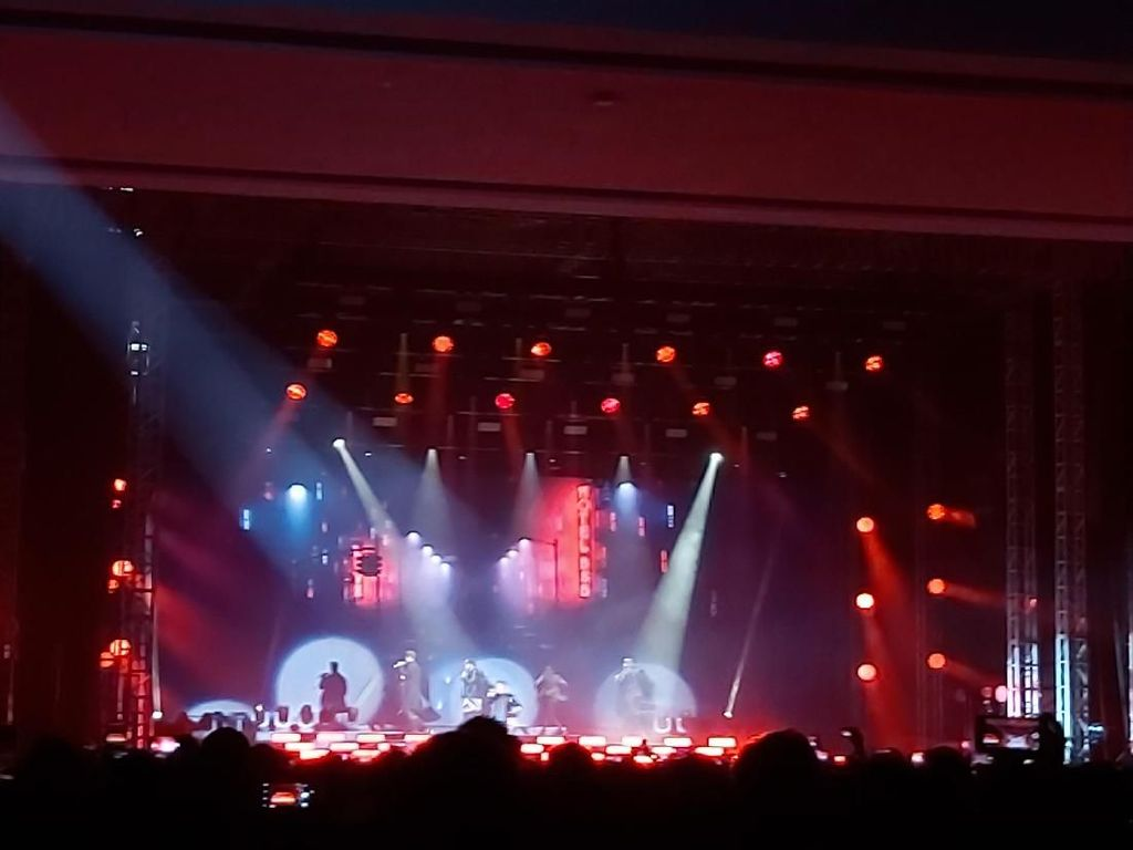 Kesan Indah dan Janji Backstreet Boys Akan Kembali ke Jakarta