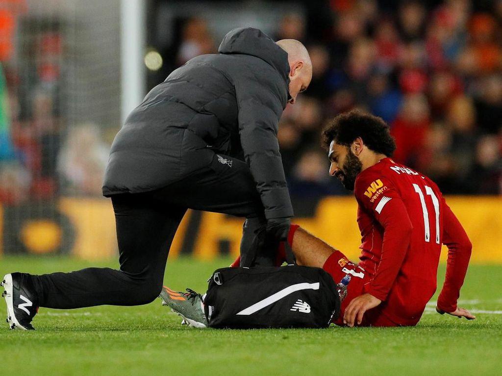 Palace Vs Liverpool: The Reds Terancam Tanpa Salah & Robertson