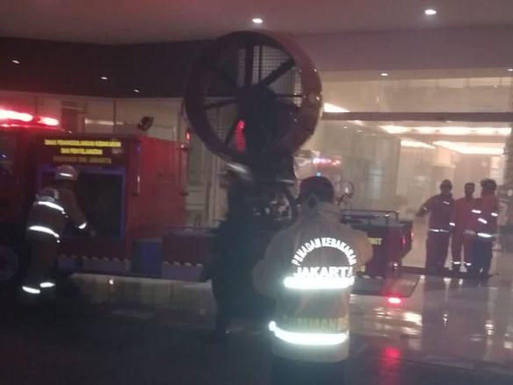 Kebakaran RS Mayapada Diduga Akibat Korsleting di Ruang Panel