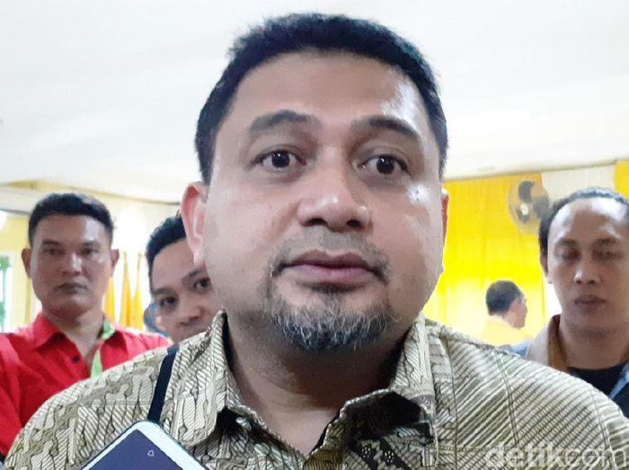 Manajer PSM Makassar, Munafri Arifuddin, sedang mencari kandang baru untuk PSM Makassar. (Foto: Munafri Arifuddin/detikcom)