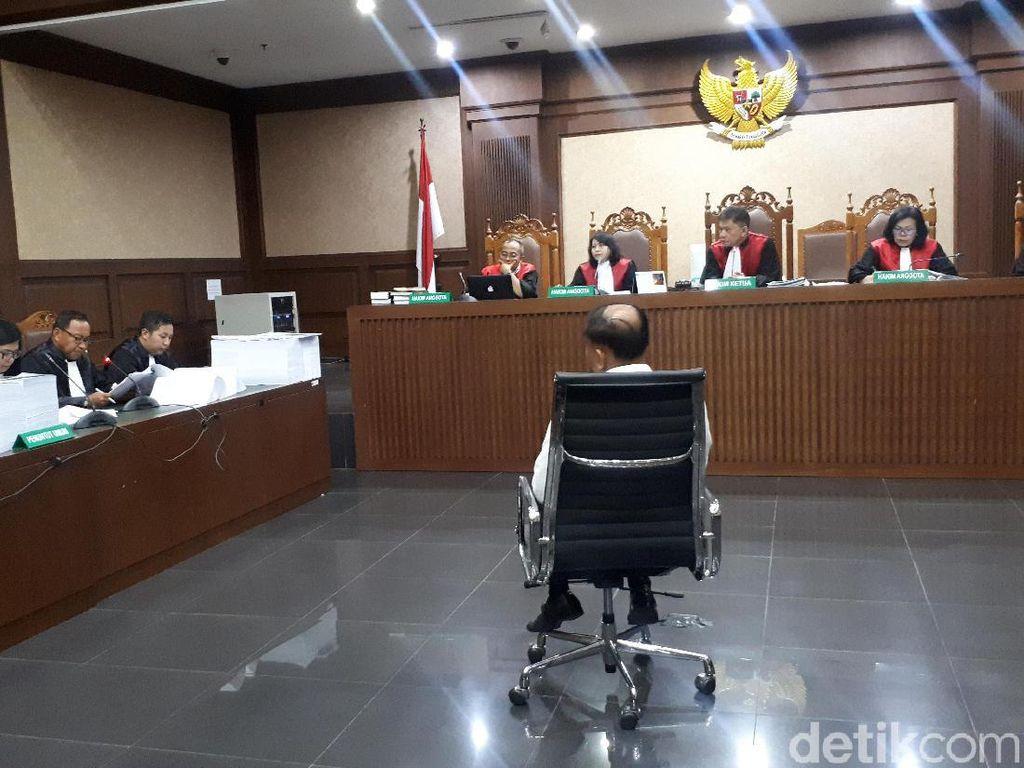 Eks Anggota DPR Markus Nari Dituntut 9 Tahun Penjara di Kasus e-KTP
