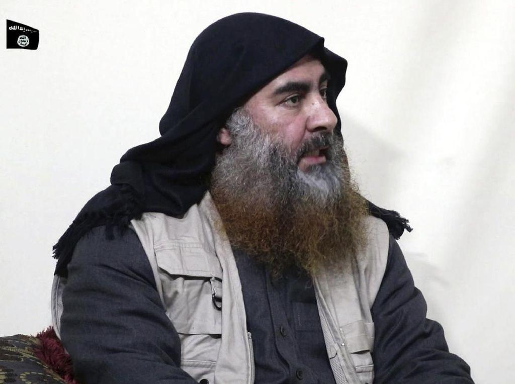Turki Tangkap Saudara Perempuan Abu Bakr al-Baghdadi