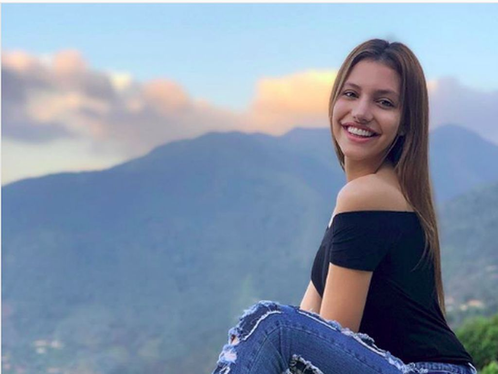 Foto Liburan Miss Grand International 2019, Valentina Figuera