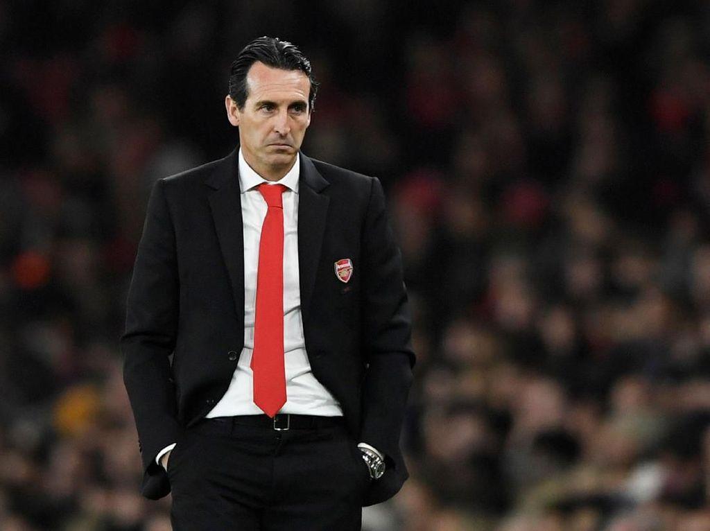 Arsenal Vs Frankfurt, Emery: Lawan Tidak Takut dengan Kami