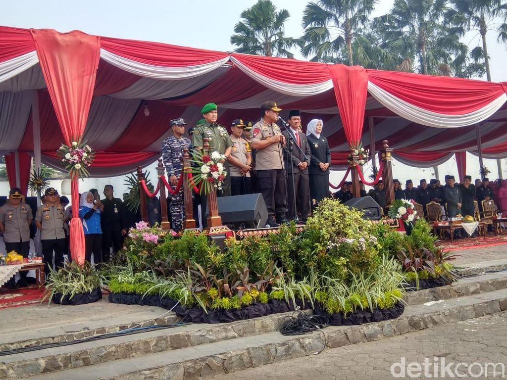 Hari Sumpah Pemuda, Kapolda Sumsel Soroti Nama Jakabaring Sport City
