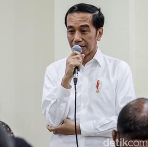 Jokowi Masih Rahasiakan Sosok Jabat Dewan Pengawas KPK