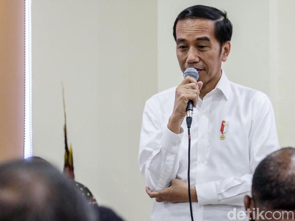 Jokowi: Jangan Ada Lagi Kerusuhan di Wamena, yang Rugi Kita Semua