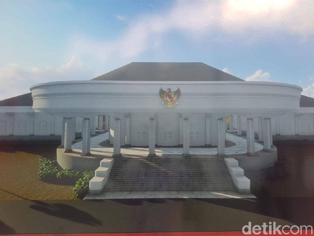 Istana Presiden di Papua Akan Dibangun 2020 di Skouw