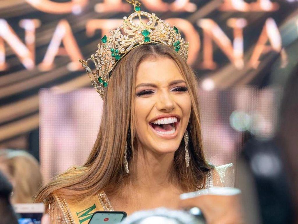 Kepincut Pesona Model 19 Tahun, Pemenang Miss Grand International 2019