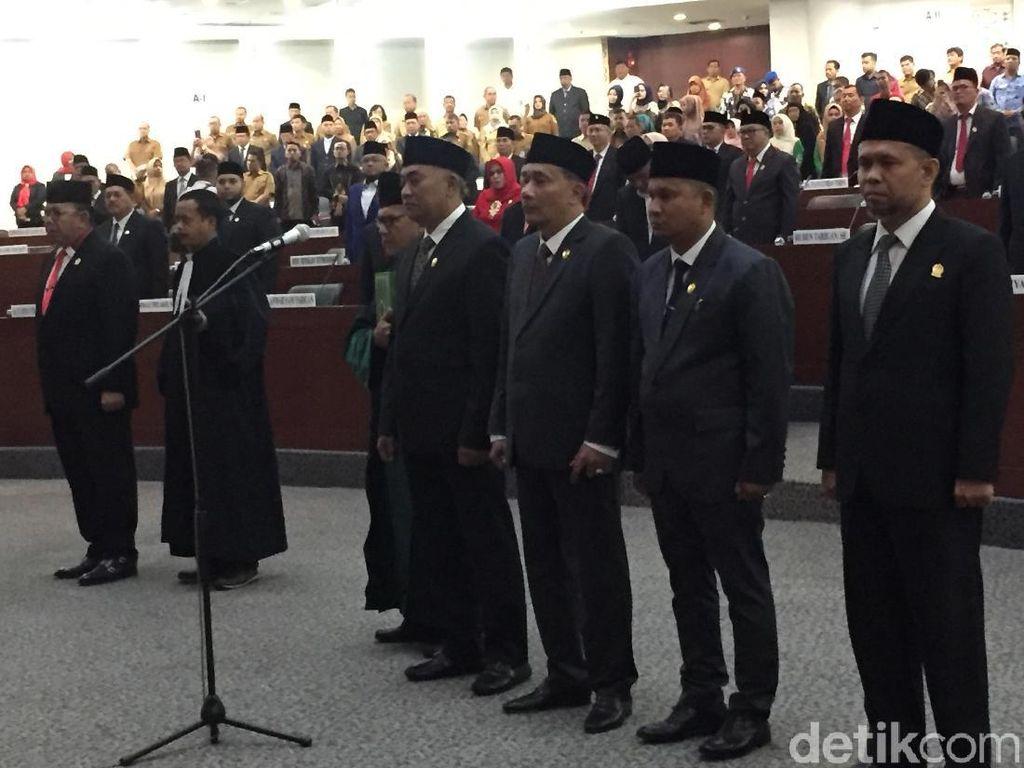 Ketua DPRD Sumut Minta Gubernur Utus Kepala OPD Bukan Staf Saat Rapat
