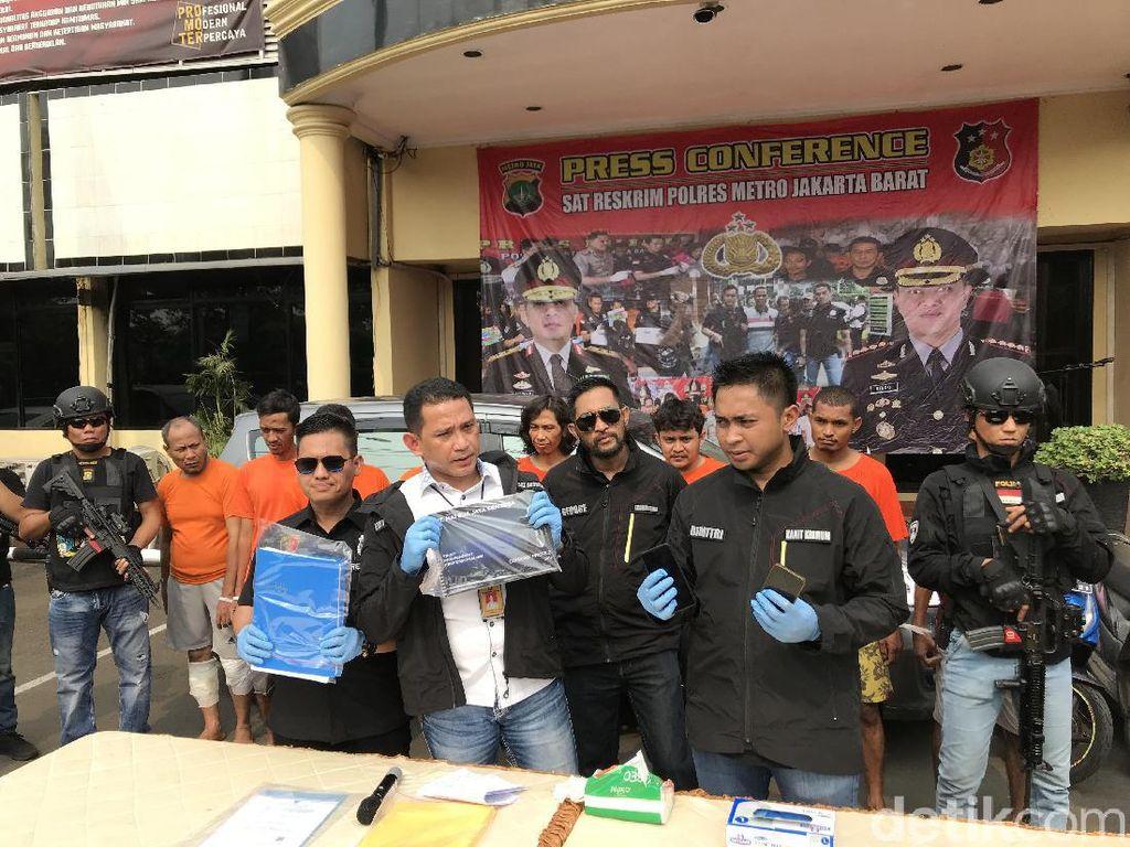 Begini Awal Mula Kasus Penyekapan Bos Perusahan di Jakbar
