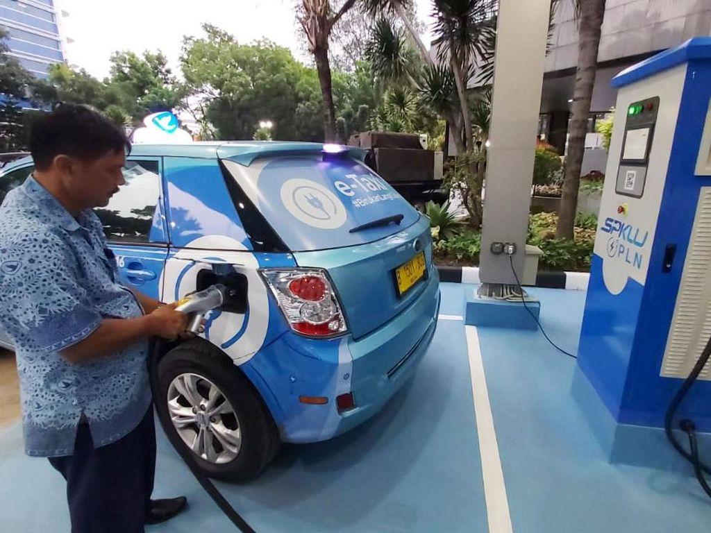 Target RI, 2022 Mampu Produksi Kendaraan Listrik dan Baterai