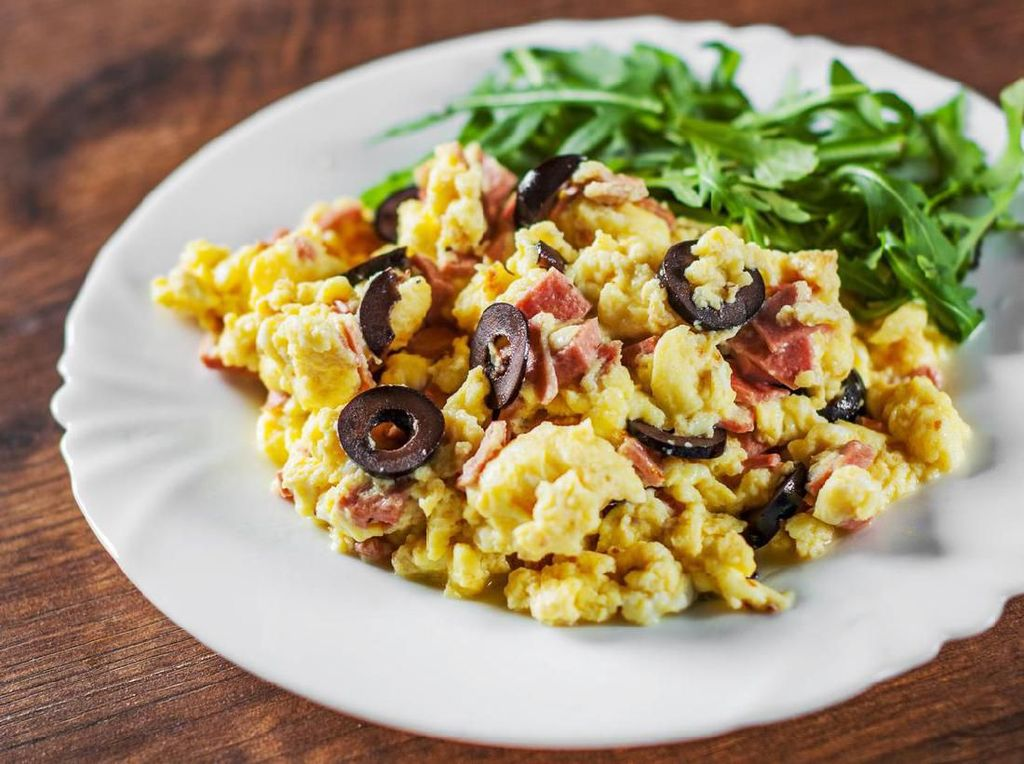 Resep Orak-arik  Telur Jamur yang Gurih dan Praktis Buat Sarapan