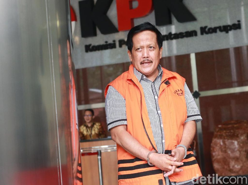 Ketua Komisi III DPRD Jambi Kembali Diperiksa KPK