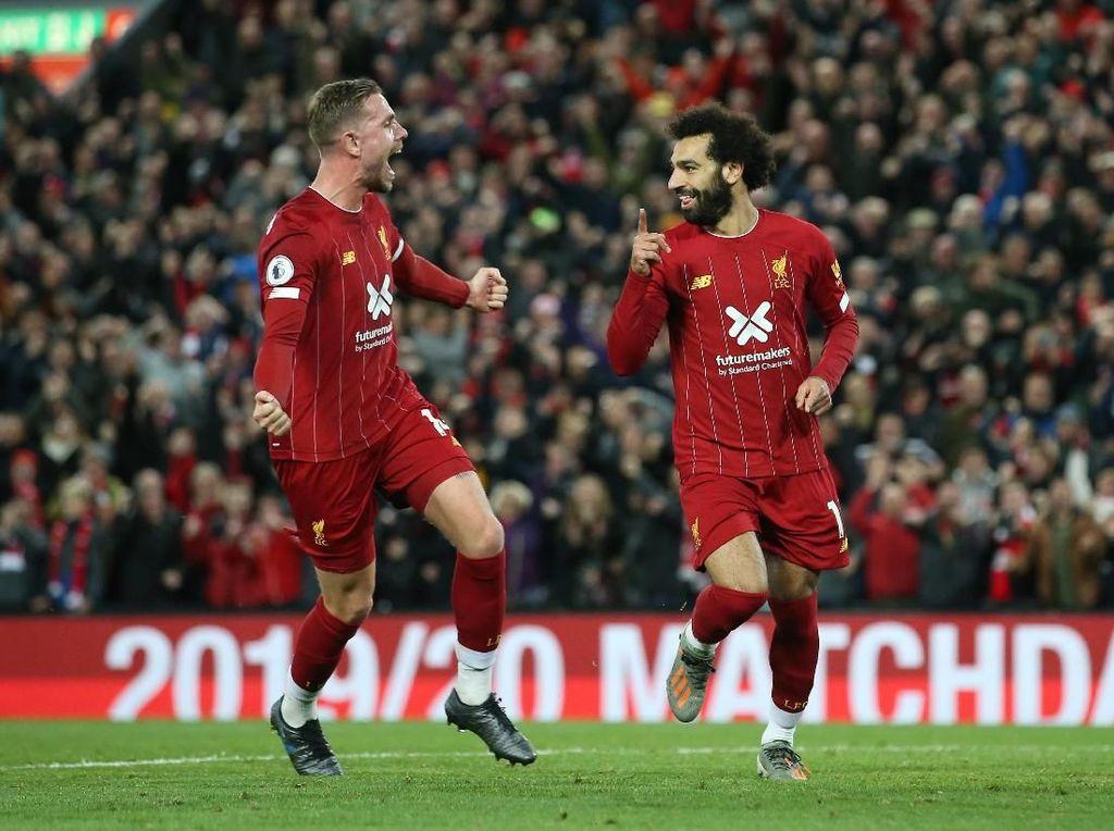 Liverpool Mau Juara Liga Inggris? Kuncinya Cuma Satu