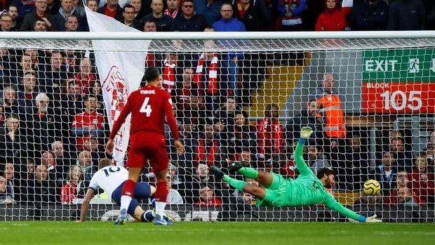 Liverpool Vs Tottenham: Comeback, The Reds Menang 2-1