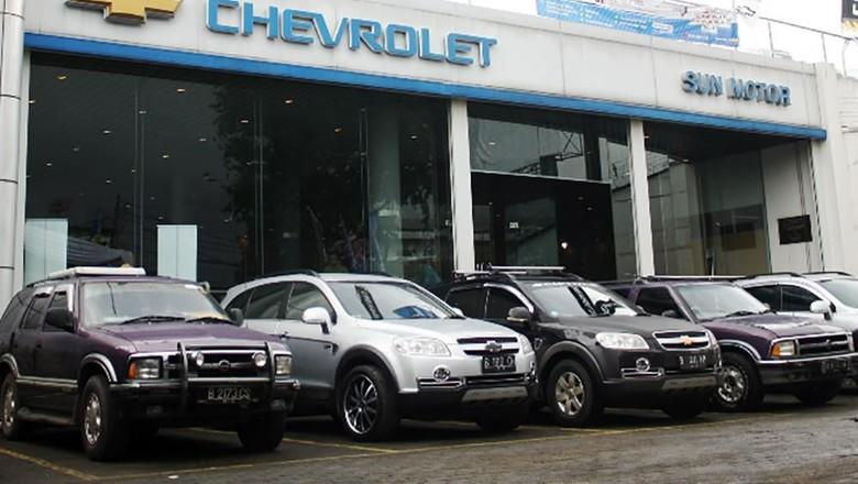 Foto: Istimewa/Chevrolet