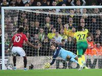 Jadwal FA Cup Malam Ini: Norwich City Vs Man United