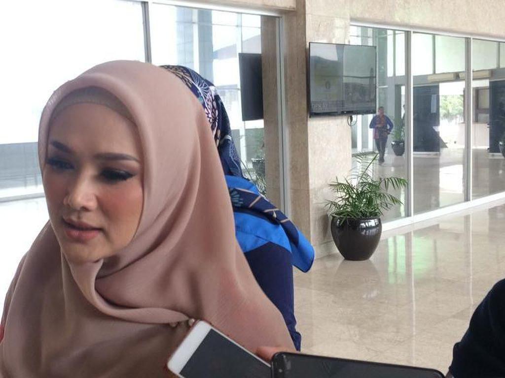 Mulan Jameela Akan Duduk di Komisi Energi-Lingkungan Hidup DPR