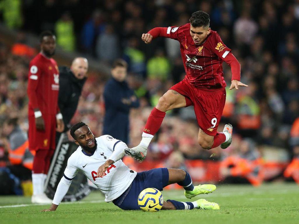 10 Fakta Jelang Tottenham Vs Liverpool