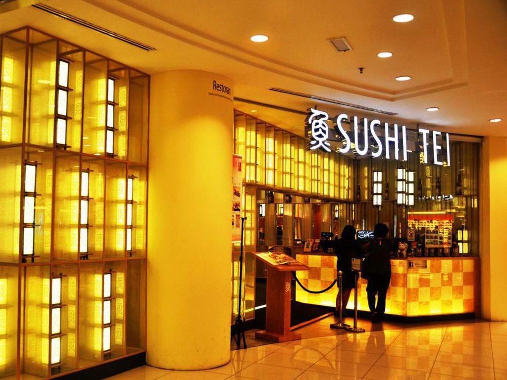 Sengketa Rp 3,5 Triliun di Balik Merek Restoran Sushi Tei Indonesia