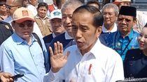 Jokowi Minta Penangkal Tsunami Palu Tak Diributkan Melulu