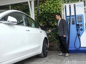 Survei Pengguna Mobil Listrik: 90 Persen Orang Ogah Pakai BBM Lagi