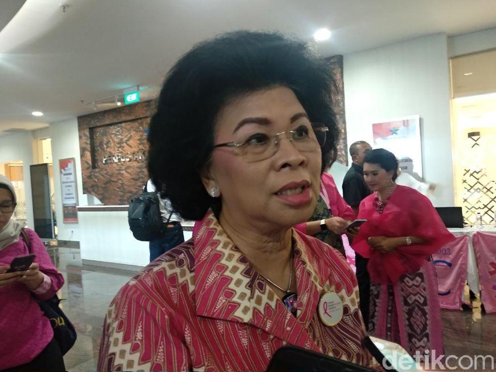 Ini Harapan Linda Gumelar pada Pemerintahan Jokowi Soal Kanker Payudara