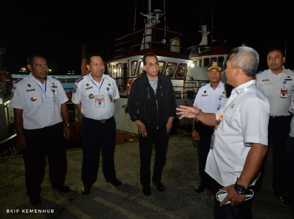 Optimalkan Pelabuhan Kaimana, Menhub Dorong Kolaborasi Bareng Pemda