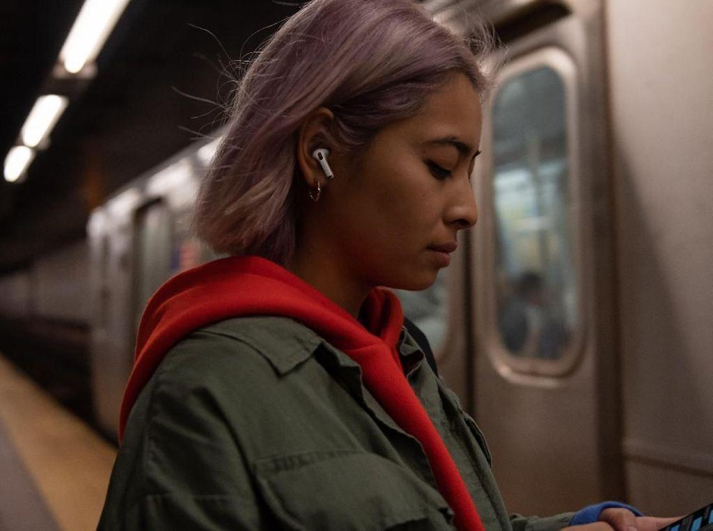 Apple AirPods Pro Resmi Dirilis, Ini Keunggulan dan Harganya