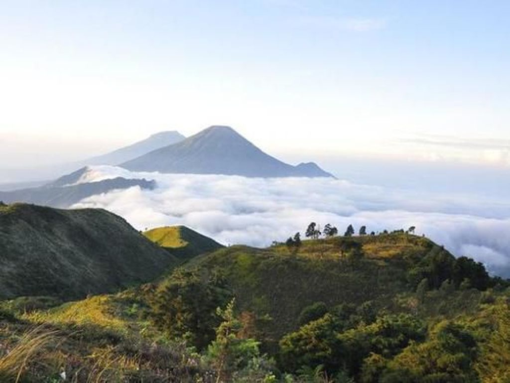 Prau, Gunung yang Selalu Bikin Rindu