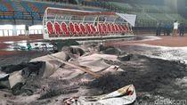 Usut Dalang Pembakaran di GBT, Polisi Periksa Bukti Dokumentasi