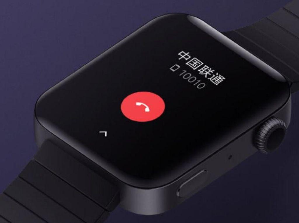 Mirip Apple Watch, Inikah Tampang Mi Watch?