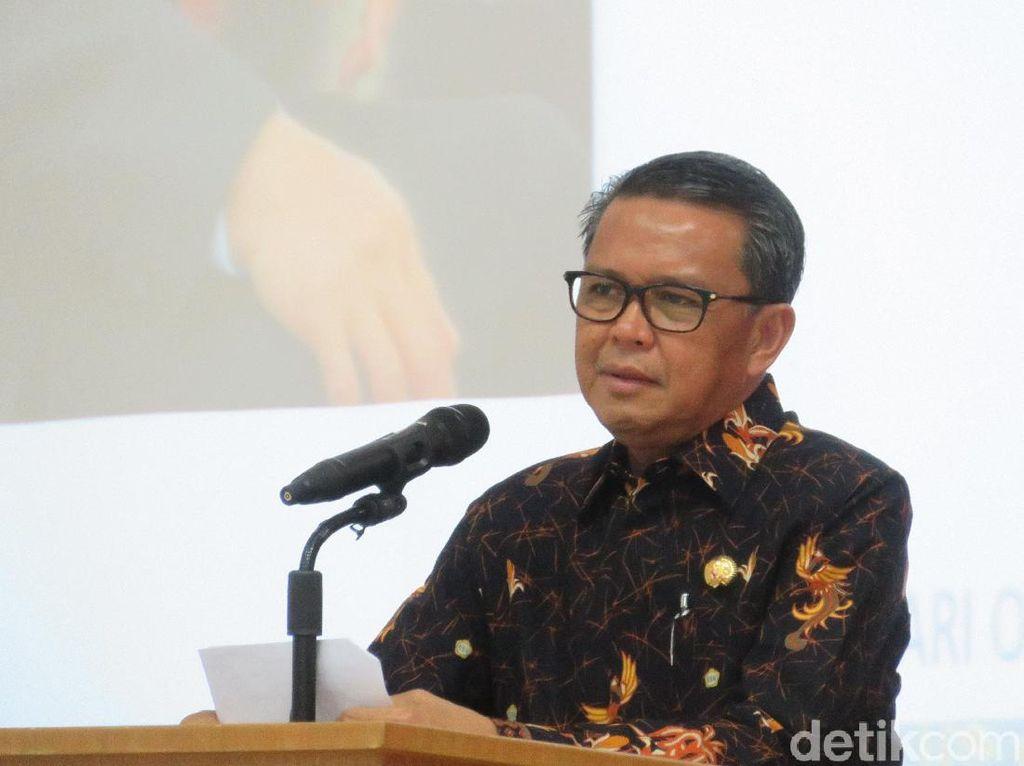 Dinilai Klop dengan KPK, Plt Inspektorat Sulsel Akan Jadi Pejabat Tetap