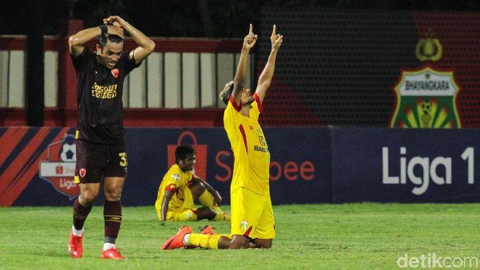 PSM Makassar belum menang di laga tandang Liga 1 2019. (Foto: Rifkianto Nugroho/detikcom)