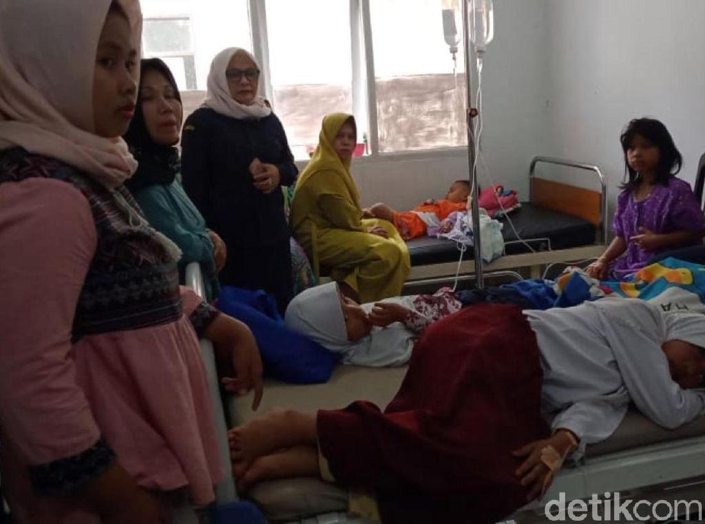Puluhan Siswa TK dan SD di Cianjur Diduga Keracunan Makaroni Goreng