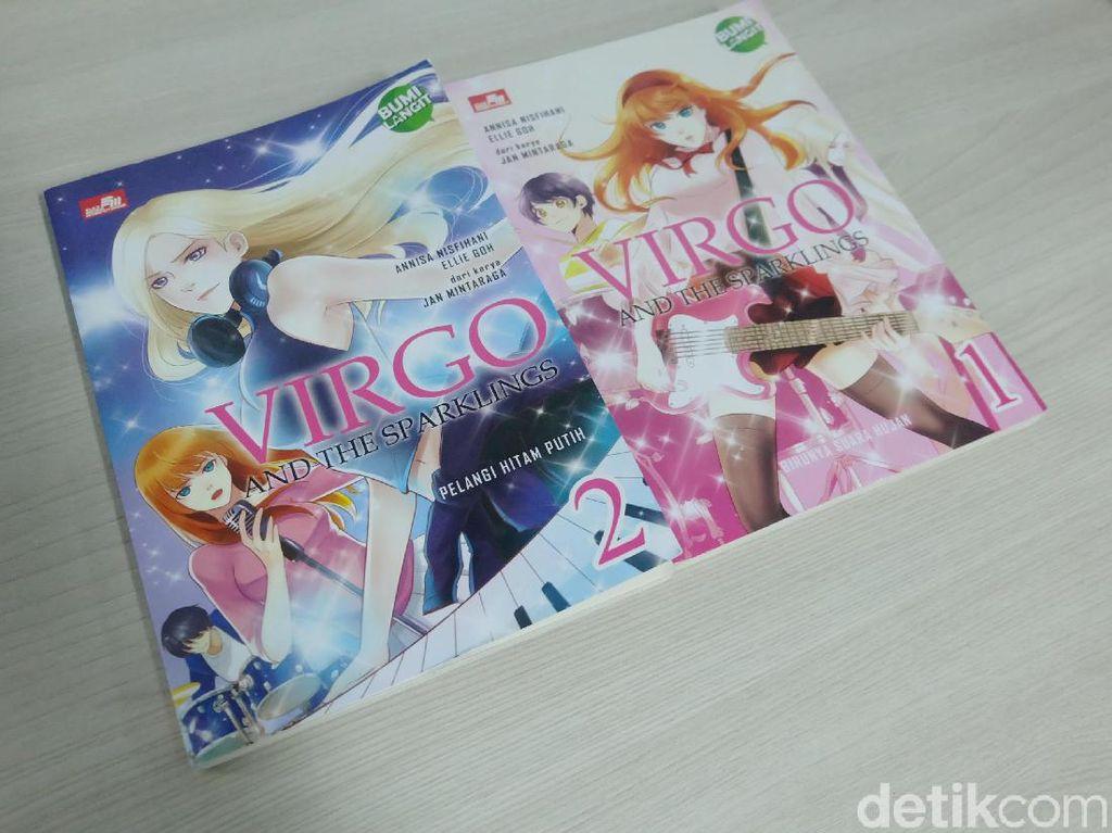Ada Sailormoon di Balik Karakter Virgo untuk Milenial