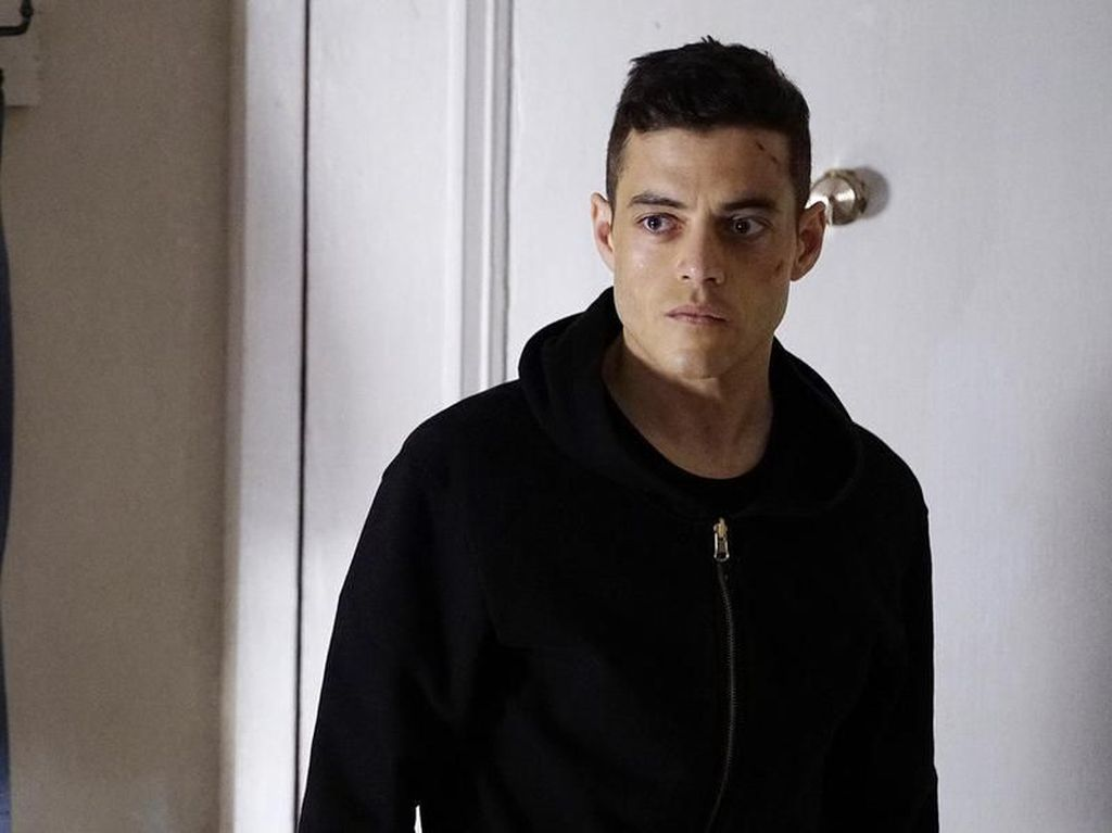 Terungkap! Karakter Villain Rami Malek di Film James Bond