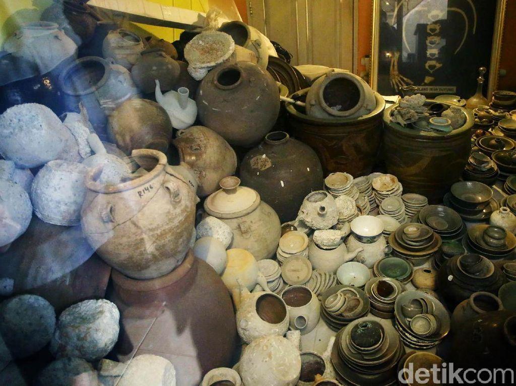 Melacak Jejak Peradaban Manusia di Museum Sri Serindit