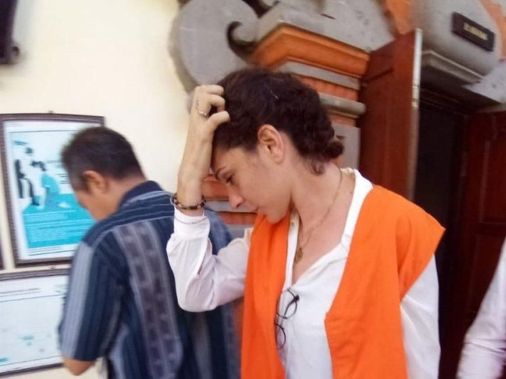Pakai Kokain, Guru Yoga dari Spanyol Dihukum 1 Tahun Penjara di Bali