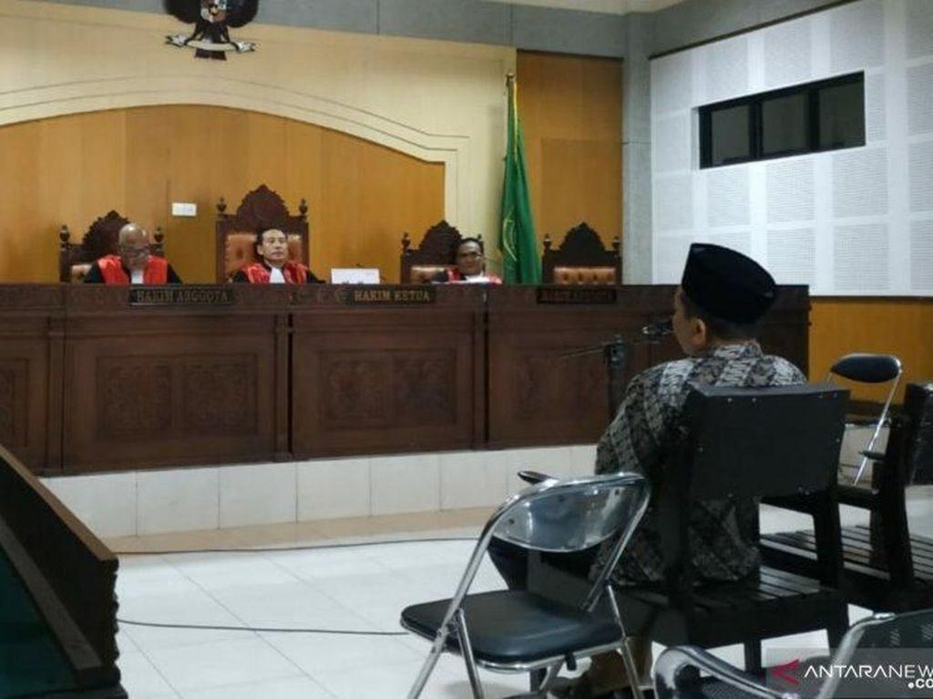 Korupsi Honor Pengurus Masjid Rp 91 Juta, Eks Camat di NTB Dipenjara