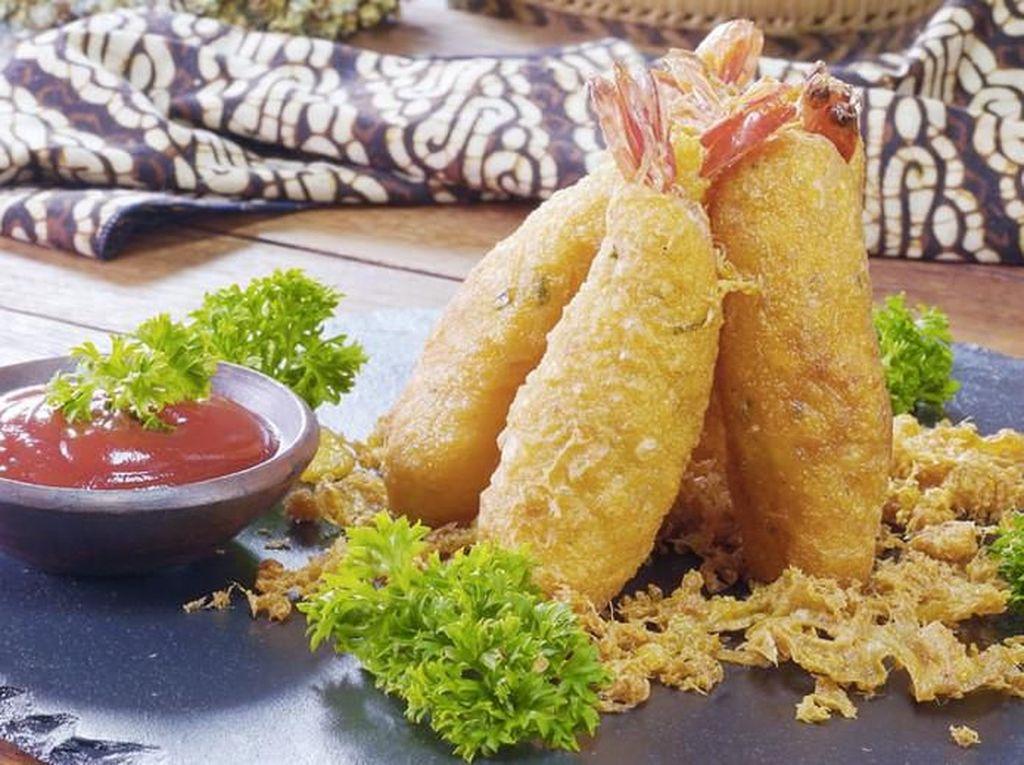 Resep Seafood : Sempol Udang