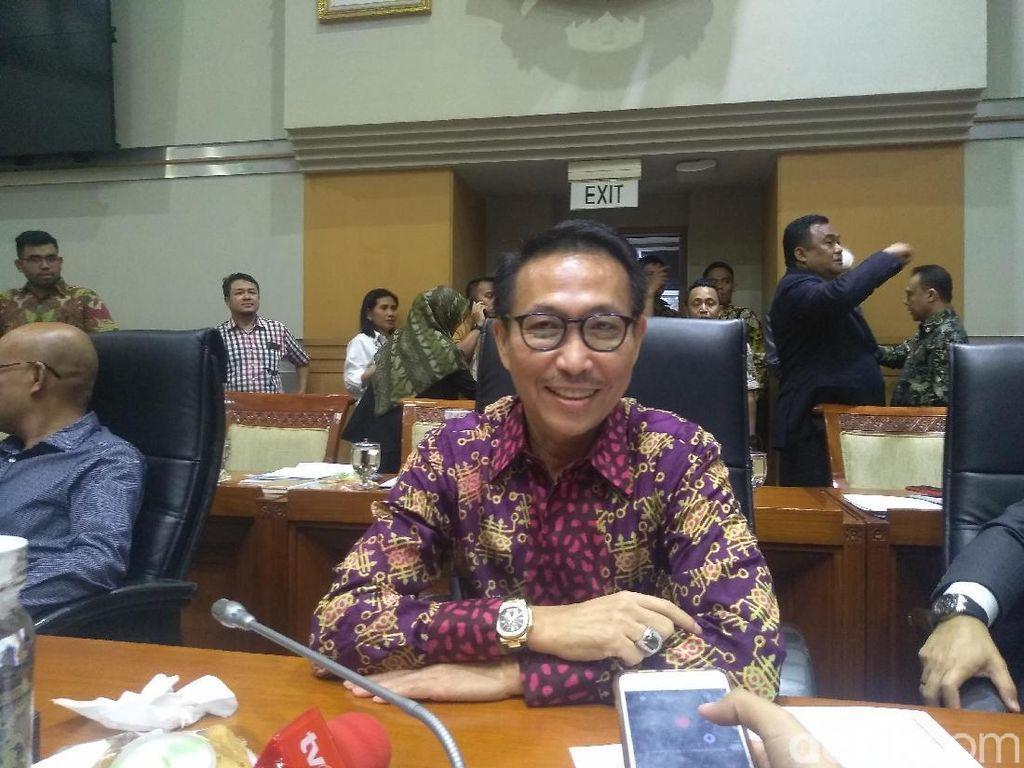Komisi III Nilai Usulan Perbaikan Sarana Dibanding Grasi Koruptor Rasional