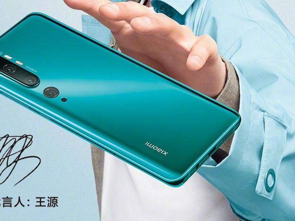 Xiaomi Pamer Hasil Jepretan 108 MP