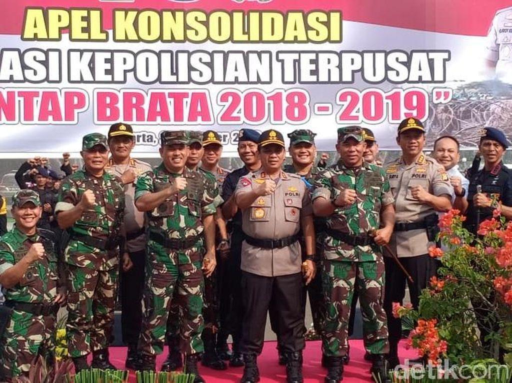Pangdam Jaya: Jangan Ragukan Soliditas TNI-Polri!