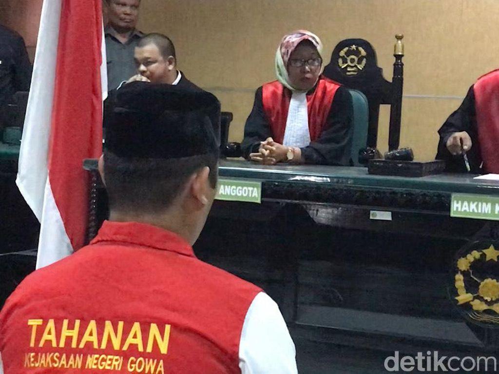 Rektor Tunggu Salinan Putusan untuk Pecat Dosen UNM Pembunuh Zulaiha
