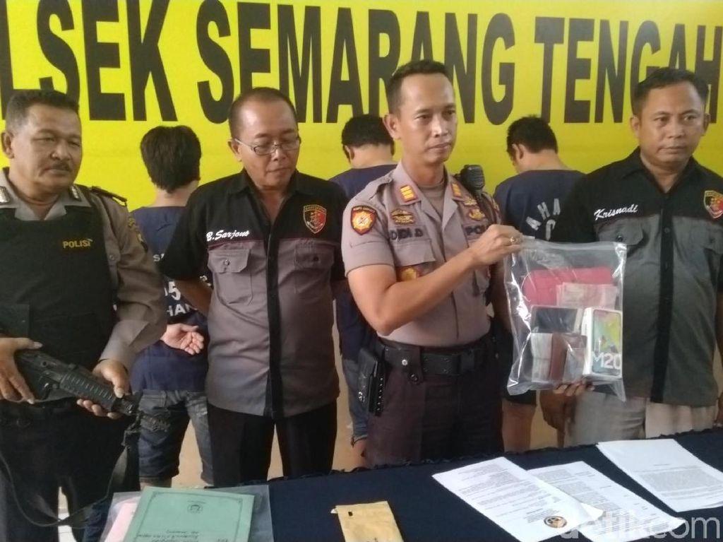 Incar Gay, 3 Pelaku Pemerasan Diciduk Polisi di Semarang