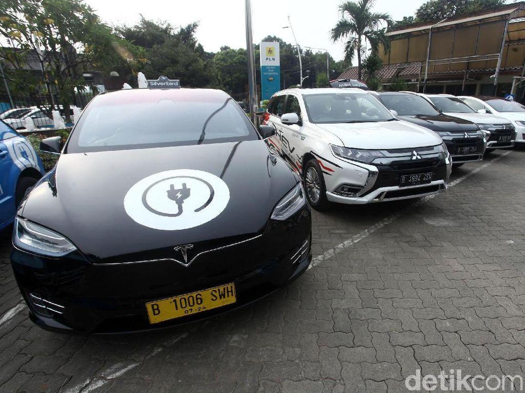 Harapan Menperin Baru saat Kendaraan Listrik Booming di Indonesia