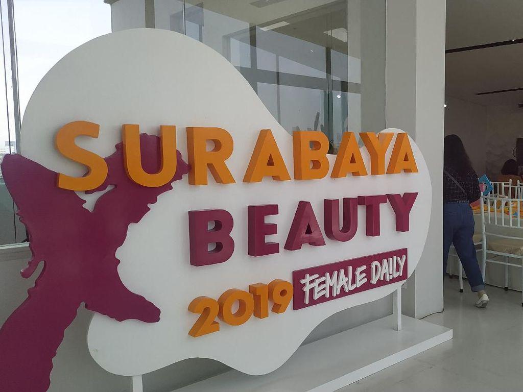 Female Daily Network Jadi Wadah Bagi Brand Lokal Kecantikan Surabaya